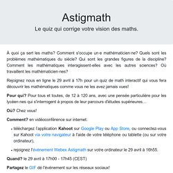 Astigmath