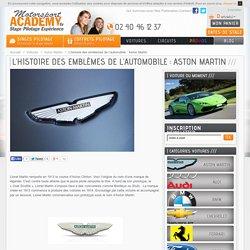 Aston Martin, histoire d'un emblème