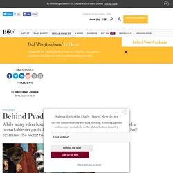 Behind Prada's Astounding Results
