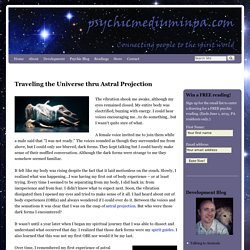 Astral projection, OBE, out of body experiences