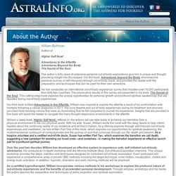 About the Author - AstralInfo.org