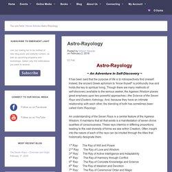 Astro-Rayology