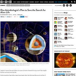 One Astrobiologist's Plan to Save the Search for Alien Life | Wired Science