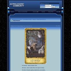 Astrologers' Community - CosmicBlyss's Album: Pluto Transit 2011-12 - Picture
