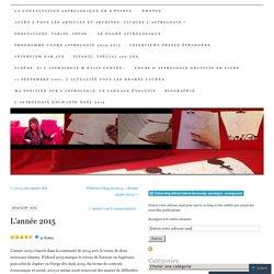 Blog officiel Valérie Darmandy, astrologue - enseignante