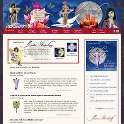 Moon Astrology Articles - Mooncircles