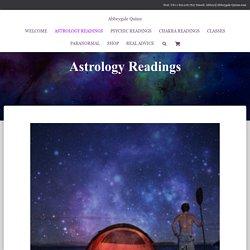 Astrology Readings - Abbeygale Quinn