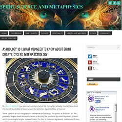 Astrology 101: What You Need To Know About Birth Charts, Cycles, & Deep Astrology