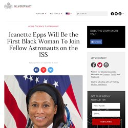 Astronaut Jeanette Epps Will Be The First Black Woman To Join The ISS