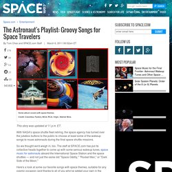 Space Music, Astronaut Wakeup Calls & Space Entertainment