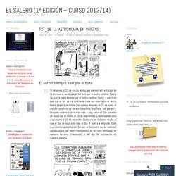 El SalERO (1ª Edición - Curso 2013/14)