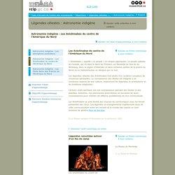 Astronomie indigène : Les Anishinabes du centre de l'Amérique du Nord
