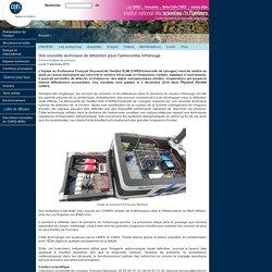 Une nouvelle technique de détection pour l'astronomie infrarouge