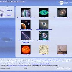 Astronomie et Mécanique Céleste
