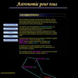 Astronomie pour tous