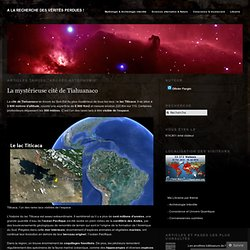 Archéo-astronomie