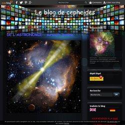 DE L'ASTRONOMIE : sursauts gamma - Le blog de cepheides