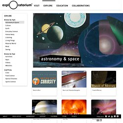 Astronomy: Sites & Projects