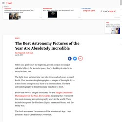 Best Astronomy Pictures: Insight Photographer of the Year