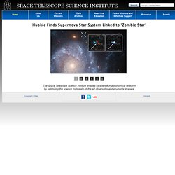 Astronomy Resources at STScI