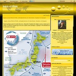 Japon. Jean-Pierre Petit, astrophysicien et chercheur. Analyse et images