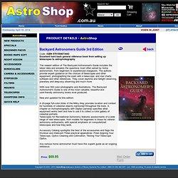 AstroShop - Product Details