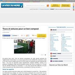 Trucs et astuces pour un bon compost - Actualité Boulogne