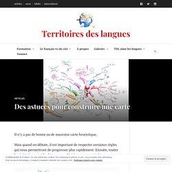 Des astuces pour construire une carte – Territoires des langues