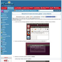 Désactiver la barre de menu global - Linux Ubuntu
