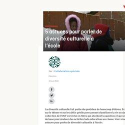 5 astuces pour parler de diversité culturelle à l'école - Lire ONF