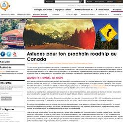 Astuces pour ton prochain roadtrip au Canada