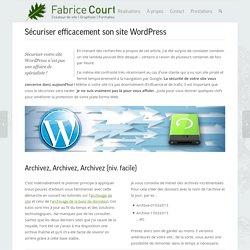Trucs & astuces pour sécuriser son site WordPress