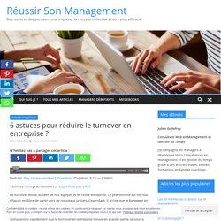 6 astuces pour réduire le turnover en entreprise ? - RSM