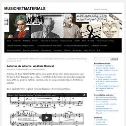 Asturias de Albéniz: Análisis Musical