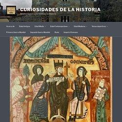 Curiosidades de la Historia
