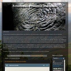 Asturiensis Prouincia Indigena: mouras