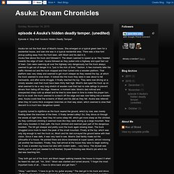 Dream Chronicles: November 2010
