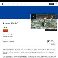 Asura's Wrath™ Game