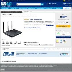 ASUS RT-AC66U - Modem & routeur ASUS sur LDLC
