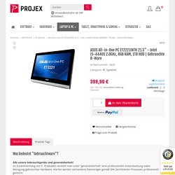 "ASUS All-in-One PC ET2221INTH 21.5"" kaufen"