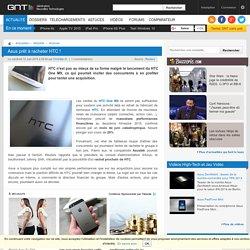 Asus prêt à racheter HTC !