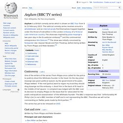 Asylum (BBC TV series) - Wikipedia