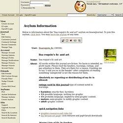 Asylum Info