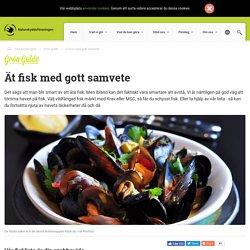 Ät fisk med gott samvete