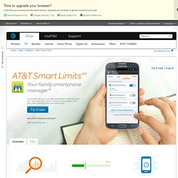 AT&T Smart Limits