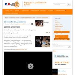 El rescate de Atahualpa - Espagnol - Académie de Rouen