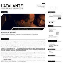 L'Atalante. Revista de estudios cinematográficos