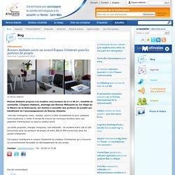 Rennes Atalante ouvre un nouvel Espace Créateurs pour les porteurs de projets