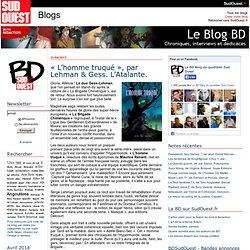Atalante : BD Sud Ouest - bande dessinée