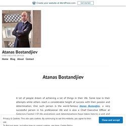Atanas Bostandjiev – Atanas Bostandjiev